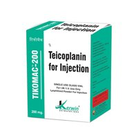 Teicoplanin 200 mg