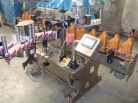 Automatic three side labelling Machine