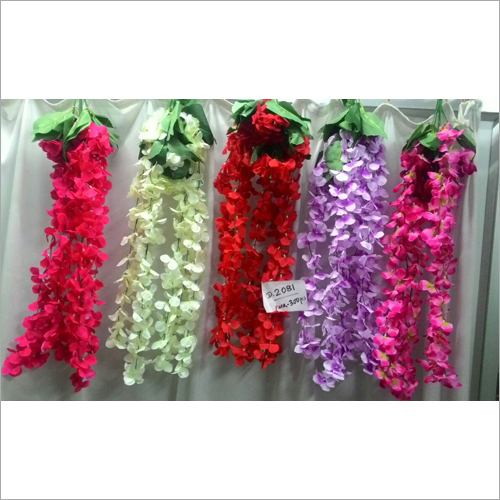 Artificial Plastic Flower