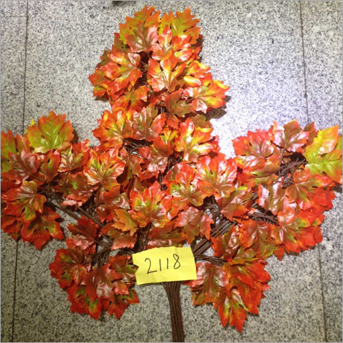 Artificial Maple Tree Leaves