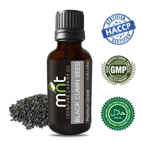 MNT Black Cumin Seed Carrier Oil