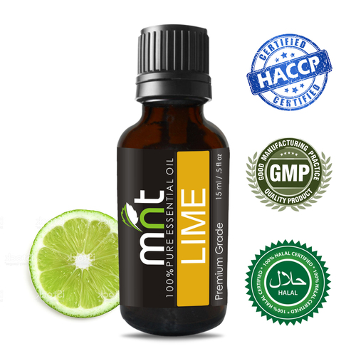 MNT Lime Essential Oil