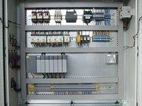 CE Approved Panel For HVAC, basement ventilation system and BMS System.