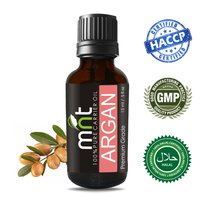 MNT Moroccan Argan Cold Pressed Carrier Oil