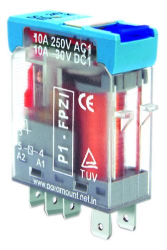 Industrial Plug In Relays