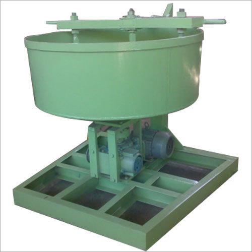 Electric Pan Mixer Machine