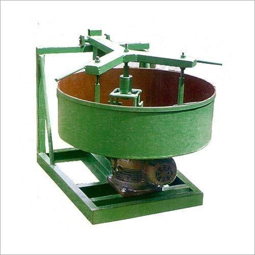 Color Mixer Muller Machine