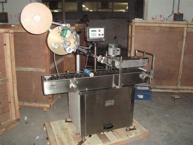 Automatic Pallet Labelling Machine