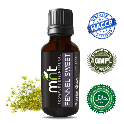 MNT Fennel Seed Carrier Oil