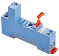 Relays DIN Socket P1 1CO