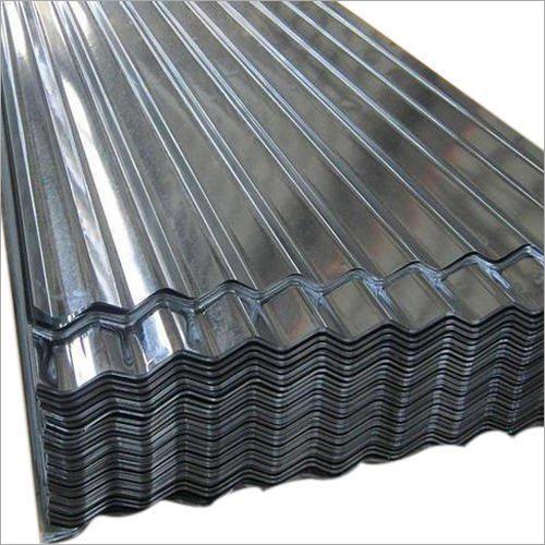 Silver Metal Wave GC Sheet