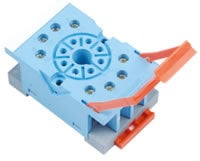 Relays DIN Sockets P3 2CO