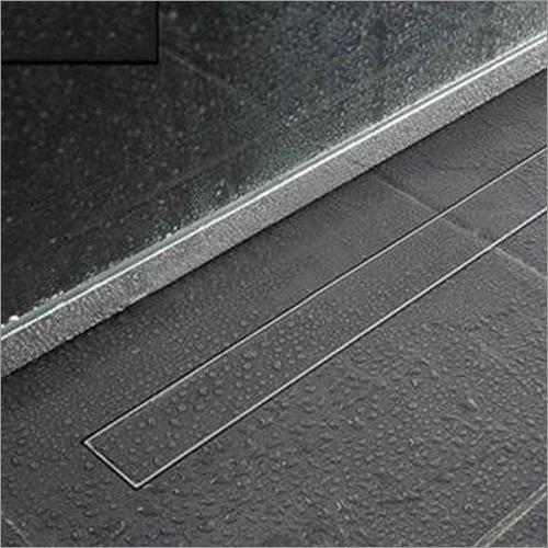 Tile Insert Shower Channel