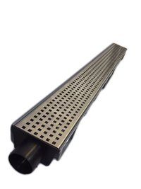 Terrace External Drain Channel