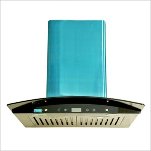 Touch With Remote Control Kitchen Chimney