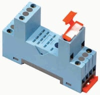 Relays DIN Sockets  P12 2CO
