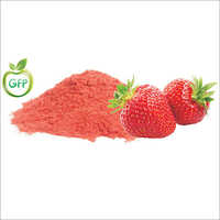Spray Dried Strawberry Powder