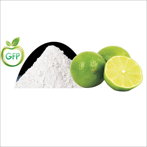 Spray Dried Lime Juice Powder