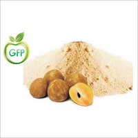 Spray Dried Chickoo Powder
