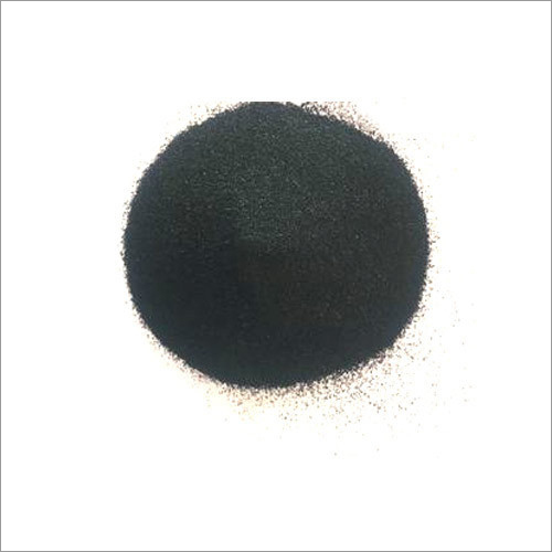 Black Double Roasted Bentonite Granules