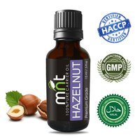 MNT Hazelnut Cold Pressed Carrier Oil