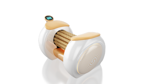 ROLLER SHAPE - FULL BODY MASSAGER