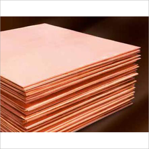 Pure Copper Cathode Sheet