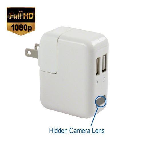 USB Charger Spy Camera