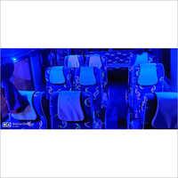 Tempo Traveler Luxury Bus Seat Cover