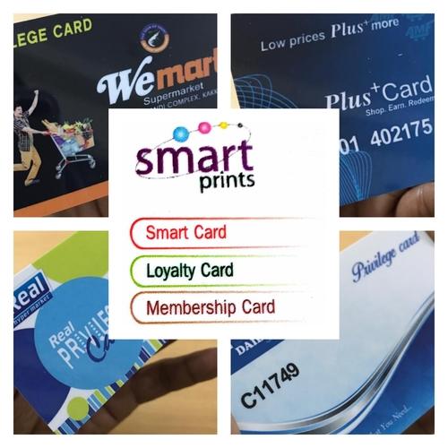 Plastic Membership Cards