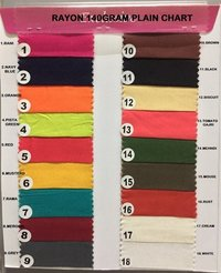 Rayon Dyed 140GSM
