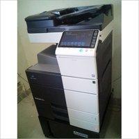 Konica Minolta Bizhub 458 photocopier machine with Out put tray & DADF