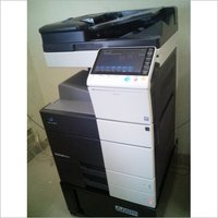 Photocopier machine with Out put tray & DADF