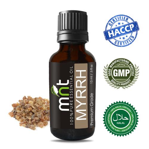 MNT Myrrh Essential Oil