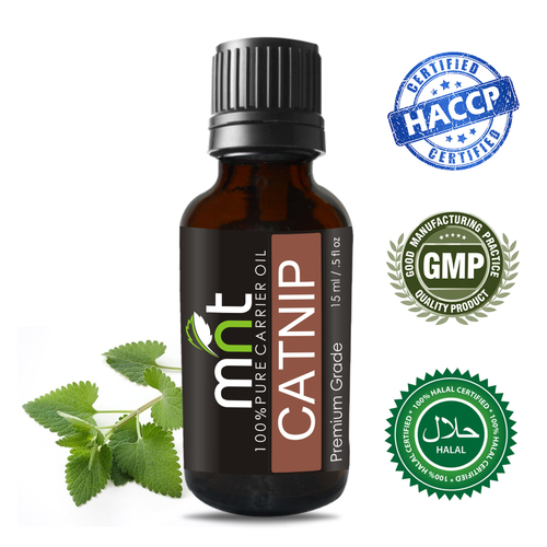 MNT Catnip Essential Oil