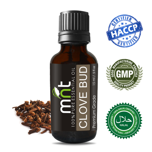 MNT Clove Bud Essential Oil