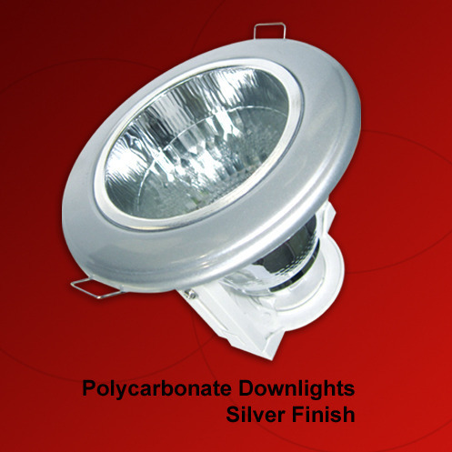 Polycarbonate Downlights Round