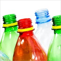 Coloured Pet Bottles