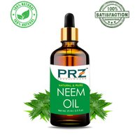 PRZ Neem Cold Pressed Carrier Oil