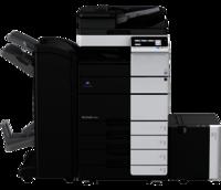 Konica Minolta Bizhub 558e Photocopier machine with Output Tray + DADF