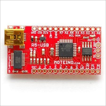 Flash Microcontroller