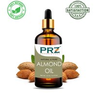 PRZ Almond Cold Pressed Carrier Oil