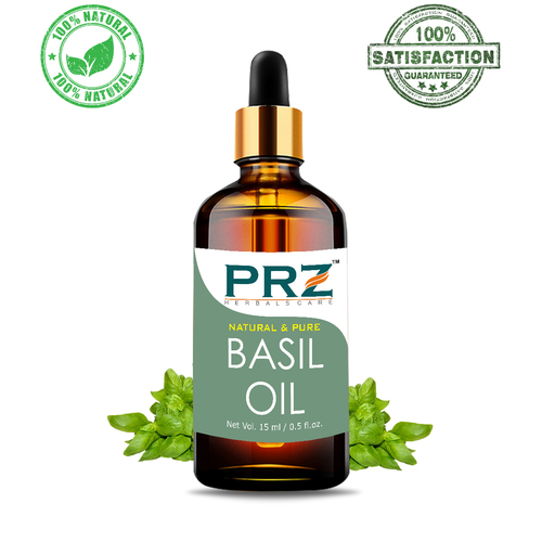 PRZ Basil ( Tulsi ) Essential Oil