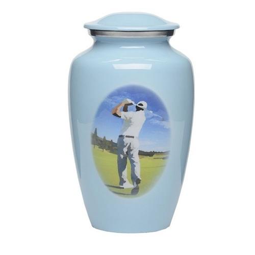 Fairway of Life Golf Cremation Urn