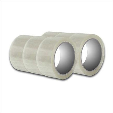 Transparent BOPP Tapes