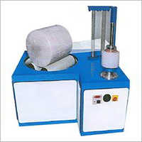 Box And Reel Wrapping Machine