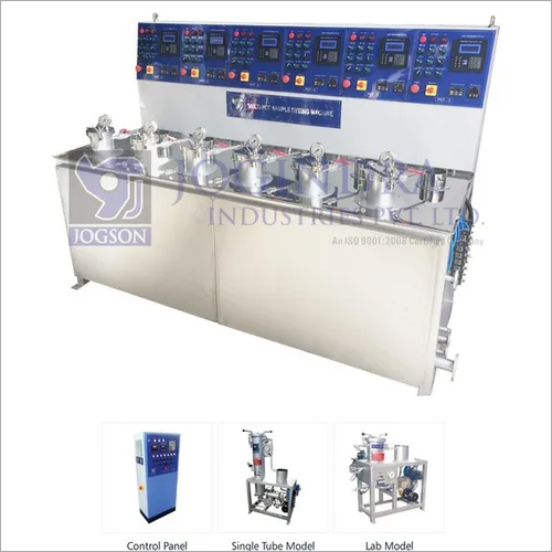 Mini Multi Pot Sample Dyeing Machine