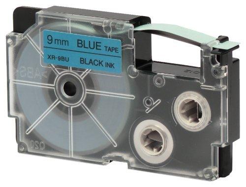 9mm Black on Blue Casio Tape (G20)