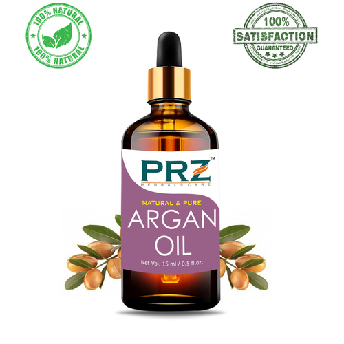 PRZ Moroccan Argan Cold Pressed Carrier Oil