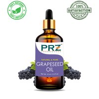 PRZ GrapeSeed Cold Pressed Carrier Oil